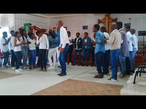 ELCSA Seshego Parish Youth Choir- Moya Mokgethwa tla/Besuka Bemlandela