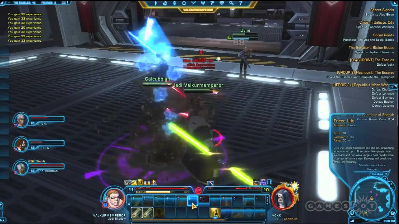 Gamespot Reviews Star Wars The Old Republic Pc