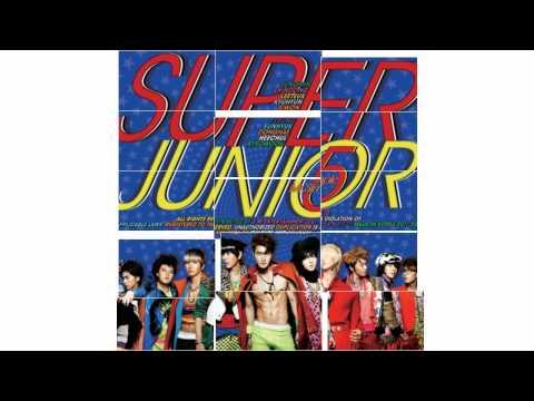 Super Junior - Mr. Simple - Chipmunk Version Audio HQ