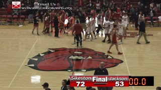 Sikeston High School Basketball vs. Jackson