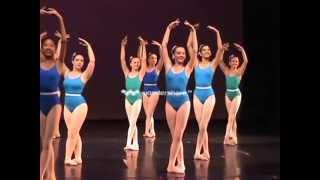 Ballet performance June 2013