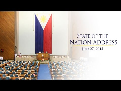 State of the Nation Address 2015 (clean feed)