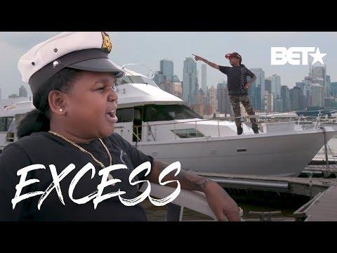 Pio's $210,000 Yacht Rental like Jay-Z & Beyonce | Excess W/ Pio
