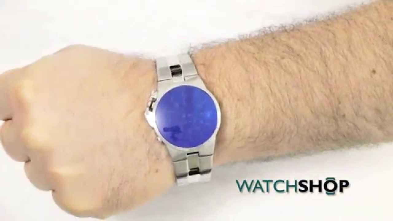 1018ff9bcce STORM Men s Solar Se Watch (SOLAR-SE-LAZER-BLUE) - YouTube