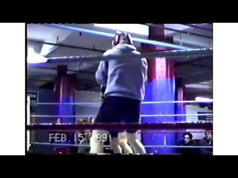 Celebrity Boxing - Muldoon V. Emmerich (Let's Get Ready To Rumble)