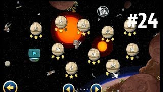 ЭНГРИ БЕРДЗ ЗВЕЗДНЫЕ ВОЙНЫ Angry Birds Star Wars 24 игра УЛУЧШАЕМ РЕЗУЛЬТАТЫ