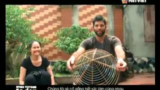Living Vietnam in a day: Making conical hats at Phu Chau village  | 15 Aug 2014