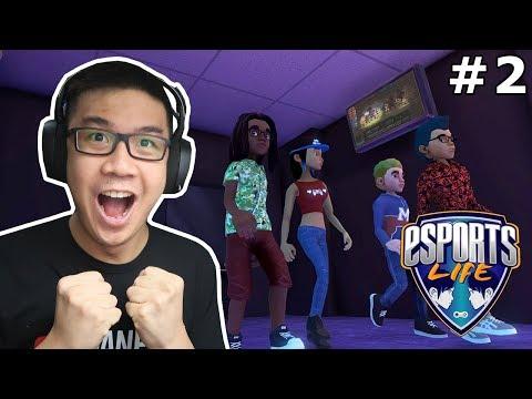 Video Terakhir 2017! Pertarungan Pertama Tim Kita! - Esports Life (Indonesia)