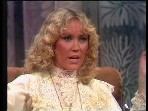Dick Cavett Meets ABBA - German TV Version
