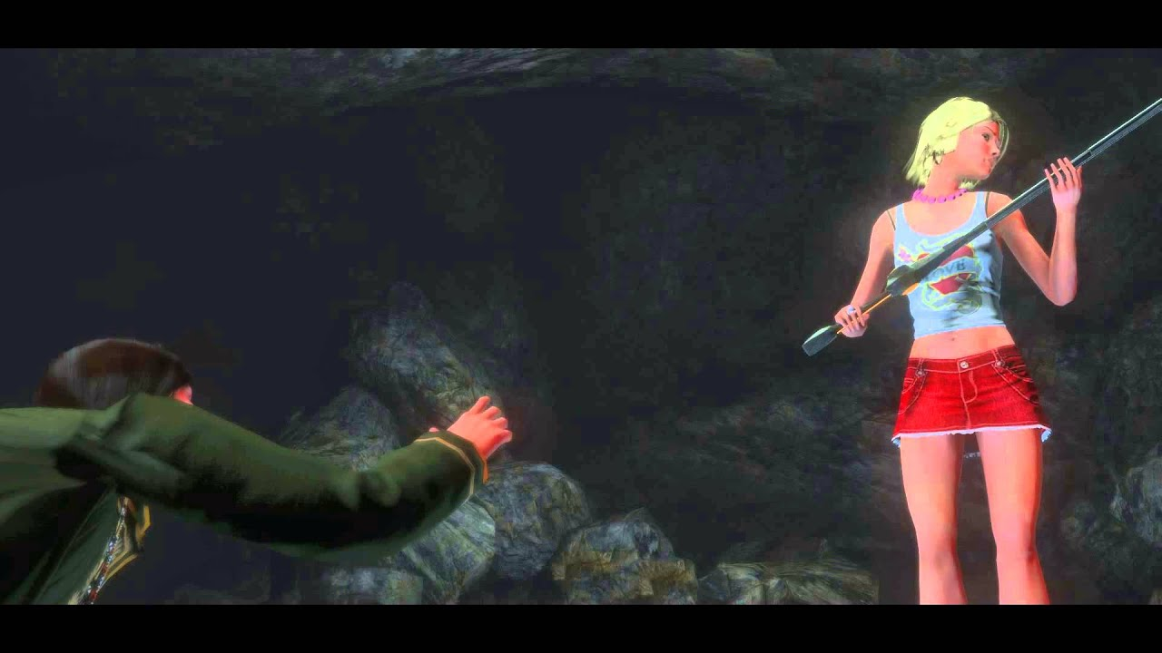 The Secret World Confront Beaumont and reject the gift. - YouTube
