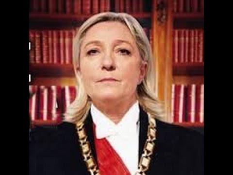 LA CIA : Marine Le Pen sera Présidente de la république 2017 2022