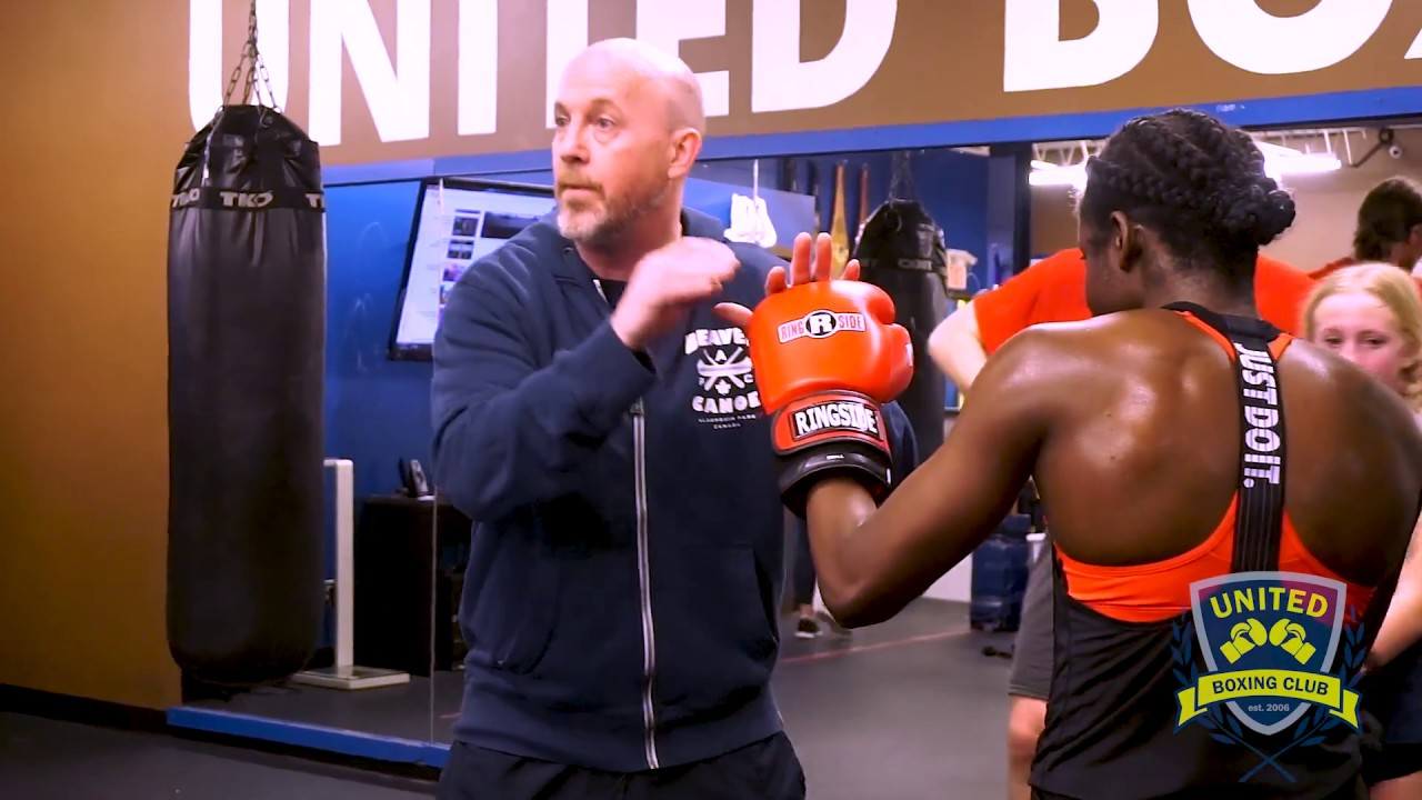 United Boxing Club – Learn to box  Get in shape  Have fun