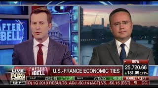 Nile Gardiner: Pres. Trump Has Strengthened NATO, Transatlantic Alliance