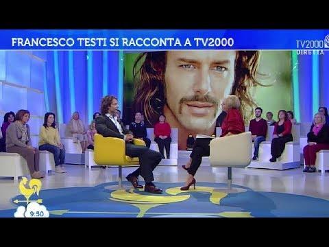 Francesco Testi si racconta a TV2000