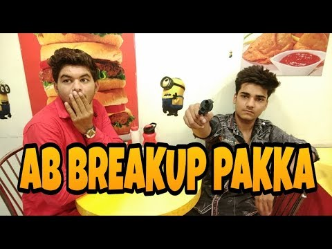 Ab Breakup pakka|Suraj & team comedy video