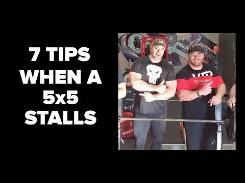 7 Things to Try When 5x5 Linear Progression Stalls