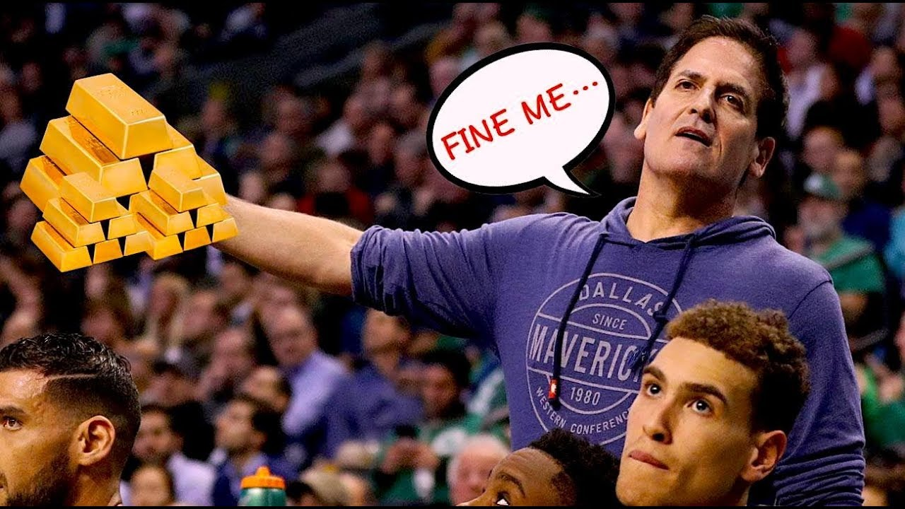 "NBA ""Fined"" Moments (Part 4)"