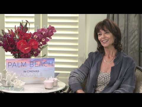 Rachel Ward opens up about her career and new film 'Palm Beach'