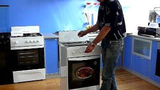 видео Комбинированные купить в Екатеринбурге, цены на кухонные плиты, характеристики