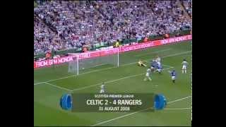 Rangers 4 v 2 Celtic