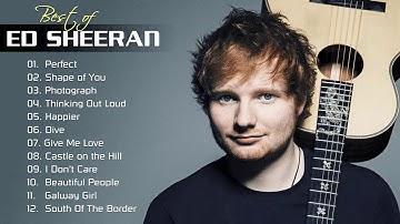 Ed Sheeran Greatest Hits Full Album 2020 - Ed Sheeran Best Songs Playlist 2020