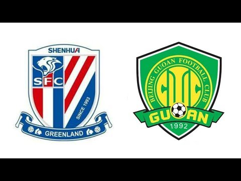 Round 18 - Shanghai Shenhua vs Beijing Guoan