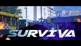 SURVIVA song with high quality BASS audio from vivegam movie..