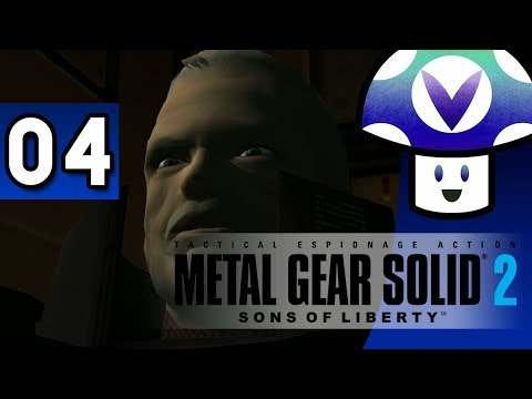 [Vinesauce] Vinny - Metal Gear Solid 2: Sons of Liberty (part 4)