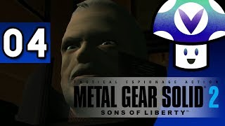 [Vinesauce] Vinny - Metal Gear Solid 2: Sons of Liberty (part 4)