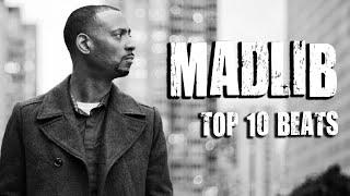 MADLIB - Top 10 Beats