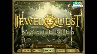 Jewel Quest Mysteries 2 Trail of the Midnight Heart PC Game Soundtrack OST - 3. Win Celebration