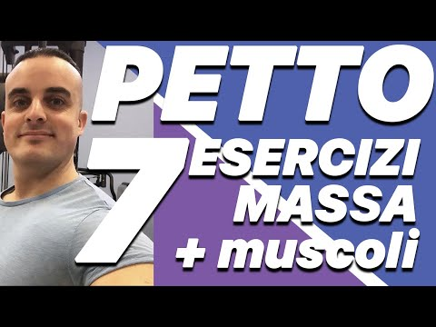 Esercizi pettorale ed assetto scapolare.из YouTube · Длительность: 4 мин16 с