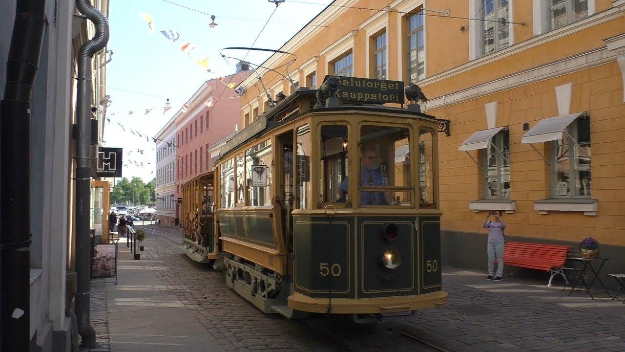 Helsinki Raitiovaunut