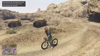 Taking The Tri Cycles for a Test Drive - GTA V