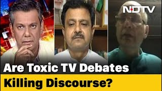 Left, Right & Centre | Do Toxic TV Debates Take A Toll On Body And Mind?