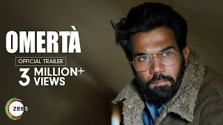 Omerta Trailer - Rajkummar Rao | To stream online at ZEE5 on July 25