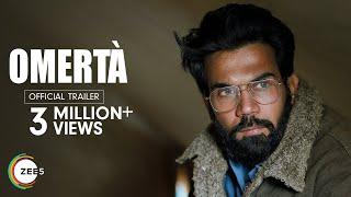 Omerta Trailer - Rajkummar Rao | To stream online at ZEE5 on July 25