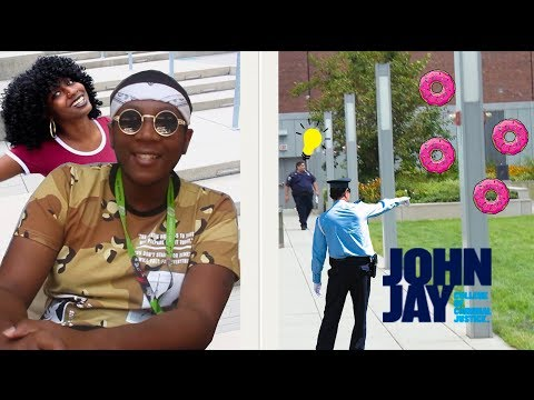 WELCOME BACK TO JOHN JAY! | Vlog #7