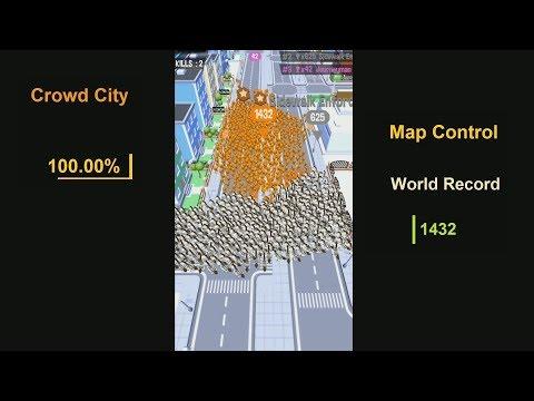 Crowd City World Record 1432