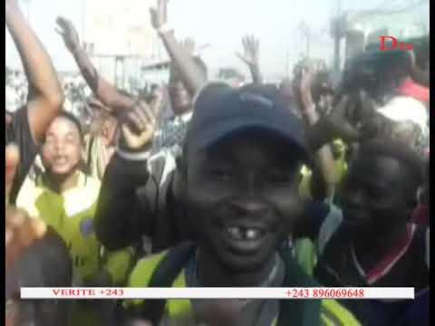 Bana Kinshasa BAPASOLI ba photos ya Moise Katumbi, eyindi...