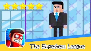 The Superhero League Day21 SUPER SHARP Walkthrough Use your superpowers Recommend index five stars