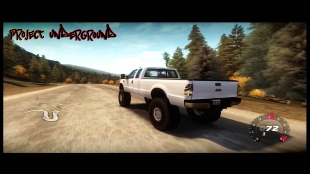 Forza Horizon Mod F350 Monster Truck Youtube