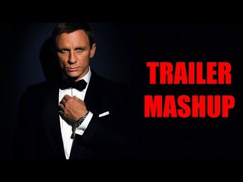 James Bond 007 (Daniel Craig) - Trailer Mashup Movies