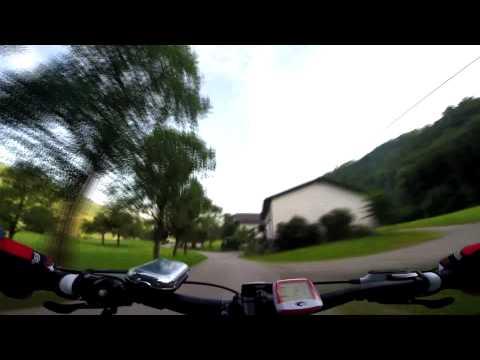 Danube Bike Path: Au - Passau (Part. 1)