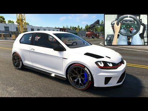 Volkswagen Golf GTi - The Crew 2 | Logitech G29 Gameplay