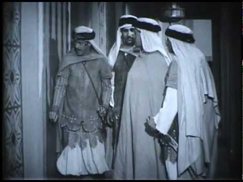 THE DESERT HAWK, 1944 movie serial chapter ending