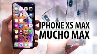 El iPhone XS Max es mucho Max