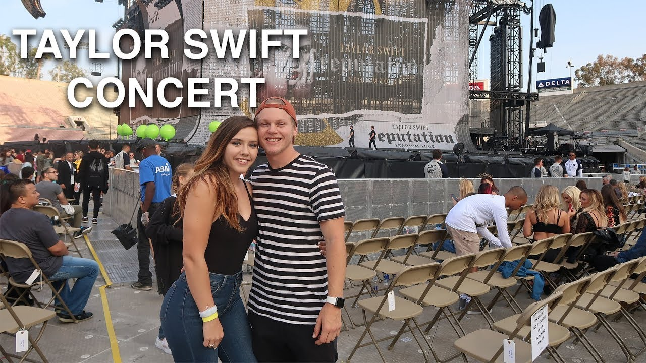 Vip Taylor Swift Tickets My Childhood Dream Youtube