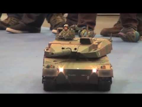 タミヤ 戦車 ラジコン