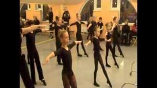 урок хореографии 1